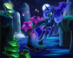 Sweetest Dream by MarcyLin1023