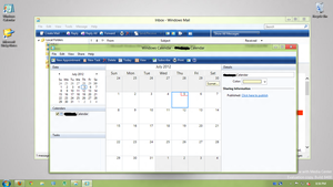 Link Windows Calendar and Windows Mail by scritperkid2