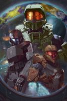 Halo by matthewmcentire