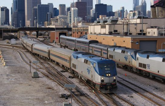 Amtrak Late 364 by JamesT4