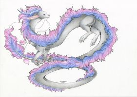 :. Pride Dragons + Androgynous Pride .: by DarkHeart-Nightmare