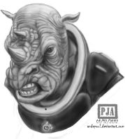 Judoon by andepoul