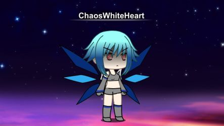 Chaos White Heart by MegaAli