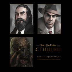 Rise of the Elders : Cthulhu by Sebastien-Ecosse