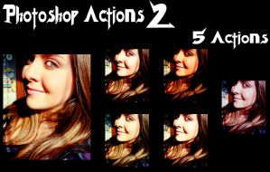 Photoshop actions 2 by fcpr