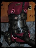 dieselpunk outfit by Lagueuse