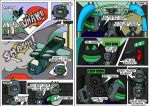 Spartanauts Adventures Comic Pages 4 and 5 by Adam-Clowery