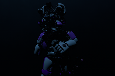 Funtime Freddy V2 (Render 2) by HyperRui37