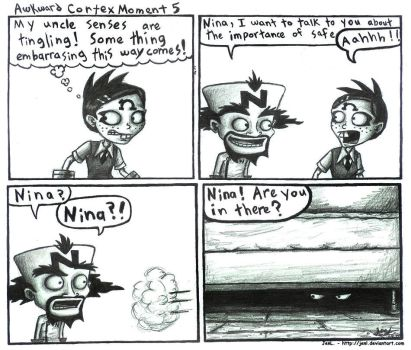 Awkward Cortex Moment 5 by JenL
