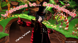 Welcome to Candyland by IntoxicaVampire