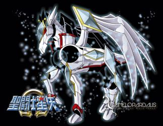 Pegasus Cloth Omega by camelopardalis1989