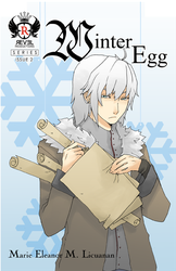 WinterEgg issue02 cover by AngelsTale