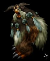 Moonkin - World of Warcraft by brackenhawk
