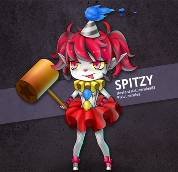 Request: Spitzy by cerulea83