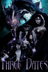 Justice League: Three Dates by Electricboa
