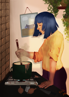 Natural Born Cook by Psycadela