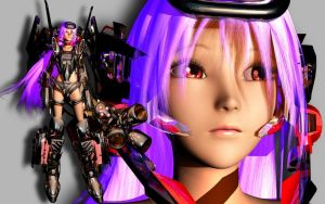 XENOSAGA KOSMOS ver 5 by JPL-Animation