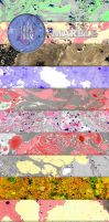 60+ Colorful Marble Paintings Textures Vol.1 by saimana