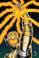 Ultron by quibly