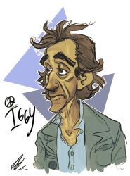 Iggy by RatTheRipper