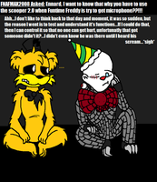 Ask FNAF Comic Pt.67 by Blustreakgirl