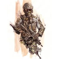 Special Operations Aussie by MarcWasHere