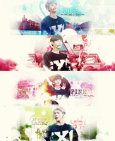 Covers pack - Favorite colors xD by Luhye