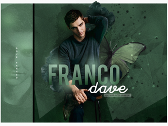 Dave Franco - Edit 011 by AbouthRandyOrton