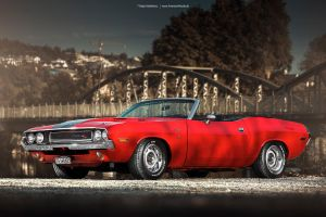 1970 Dodge Challenger Convertible - Shot 3 by AmericanMuscle