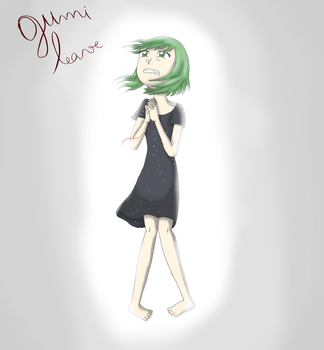 Gumi - Leave by Al1ce1