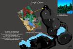 Jungle Caves - Map by JB-Pawstep