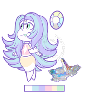 Angel Aura Quartz Adoptable Auction | CLOSED by TwistedDisaster