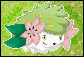 Sweet Shaymin... by Ryuniek