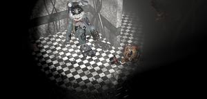 Five Nights at Freddy's 2- Withered 01 by Christian2099