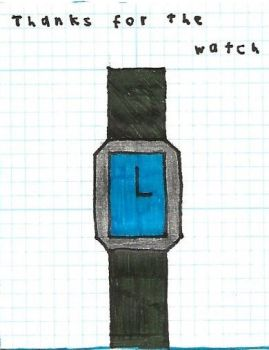 Thanks for the Watch 2 by Rejuv1n8edChr0nic9l