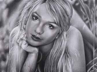 Britney by MarieMay