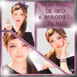 Pack png de Kiko (Ulzzang) by Shelf-4ever