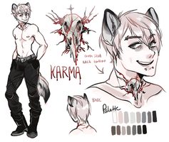 KARMA - REVAMP FROM 2015 by alpacasovereign