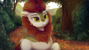 Autumn Blaze by quvr