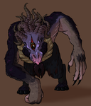 Mutant Creature by Morgoth883
