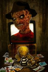 freddy is coming for you by berkozturk