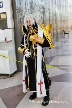 Abel Nightroad, Trinity Blood by EminenceRain