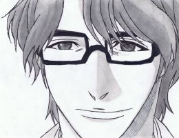 Sosuke Aizen by Anime019se