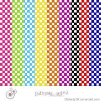patterns set by 00cheily00