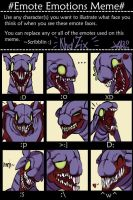 Kha'Zix emotions meme by Varien--Autentix