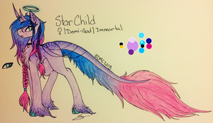 Star Child ref by Darkmoon-Creations