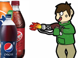 Who gave cola boi a flamethrower by lovesnivi