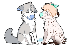 [comm] puff + caryos by harpxer
