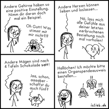 Interne Probleme by islieb