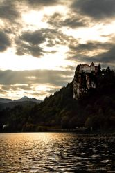 Bled Castle / HDR by MucicaMacica